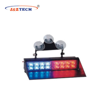 1w led advertancia dash luz coche estrobuscopica dash luz