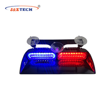 Luz de advertencia led flash car dash light