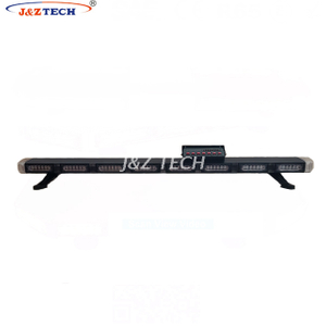 Superthin brillo 47inch ECE R65 full led de la policía de alerta lightbar
