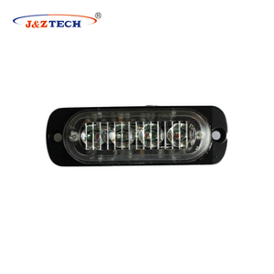 1.5 w LED bombillas coche LED ADVERTENCIA luz estroboscópica Faro